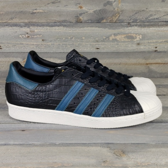 new style 027e6 d7aa9 adidas Men's Superstar Retro 80's Sneakers Sz 12 NWT